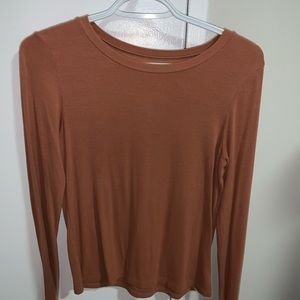 American Eagle soft and sexy ribbed long sleeve!!